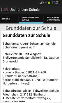 SchulApp ASS Nienburg screenshot 4