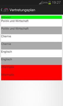 SchulApp ASS Nienburg screenshot 6