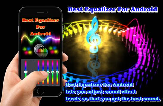 Best Equalizer For Android poster