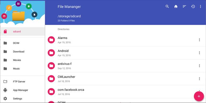 File Manager Screenshot 11