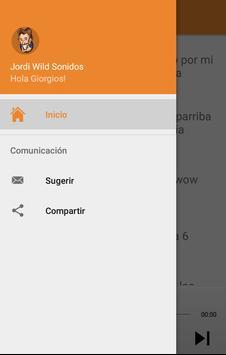 Jordi Wild Sonidos captura de pantalla 4