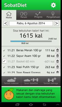 Sobat Diet screenshot 17