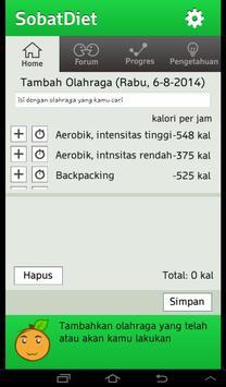 Sobat Diet screenshot 19