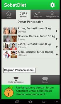 Sobat Diet screenshot 4