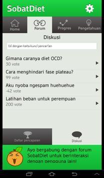 Sobat Diet screenshot 5