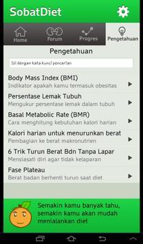 Sobat Diet screenshot 7