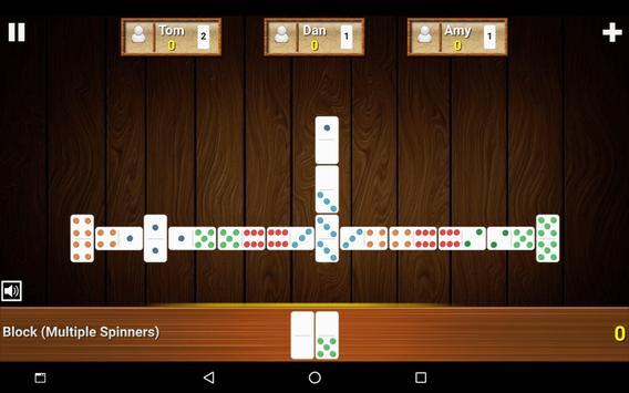 Classic Dominoes screenshot 5
