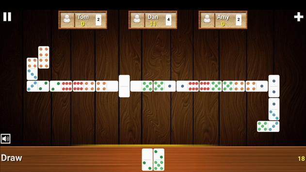 Classic Dominoes screenshot 2