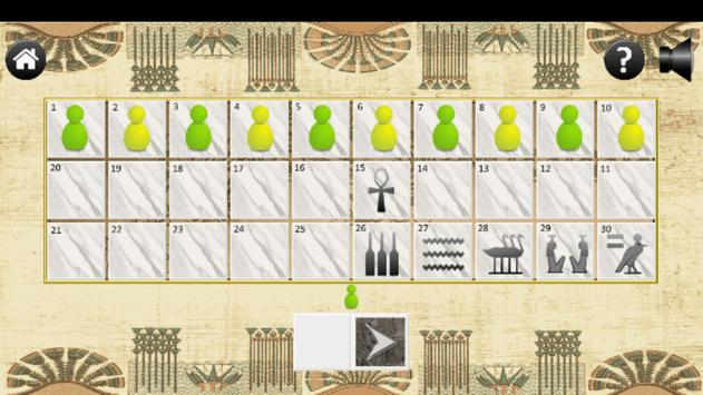 Egyptian Senet screenshot 2