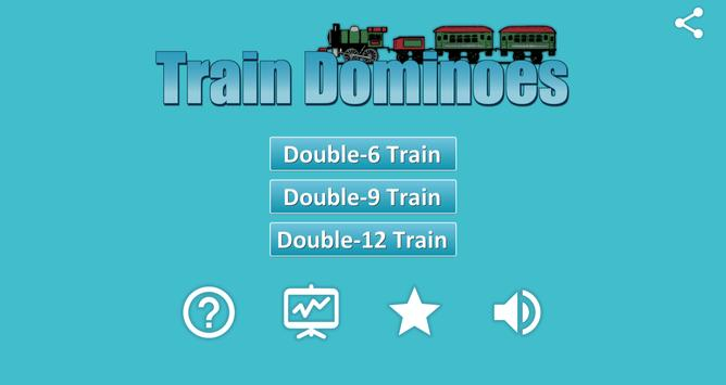 Train Dominoes poster