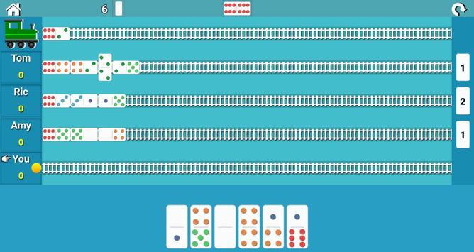 Train Dominoes screenshot 1