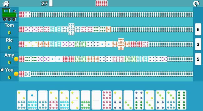 Train Dominoes screenshot 7
