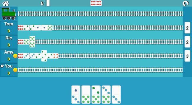 Train Dominoes screenshot 5