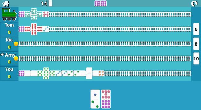 Train Dominoes screenshot 6