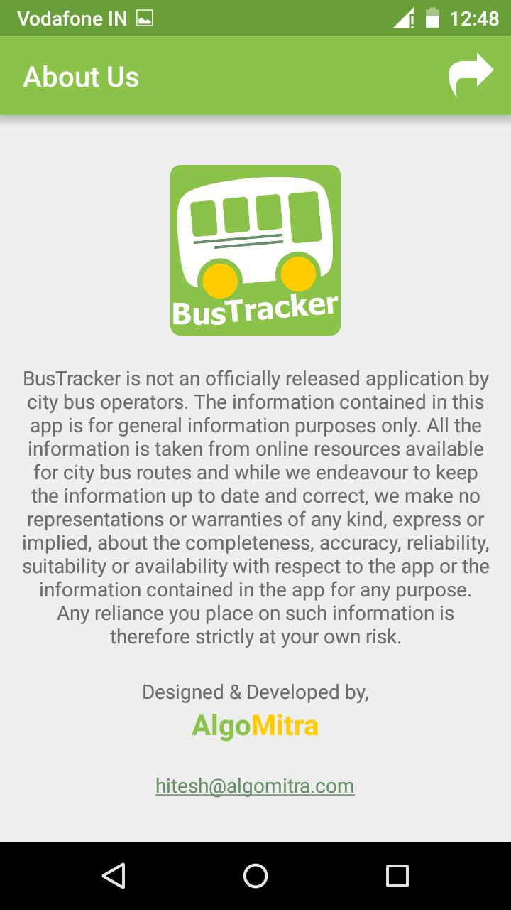 BusTracker: City bus finder for Android - APK Download