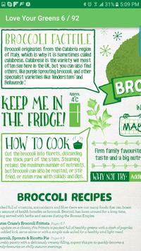 Love Your Greens poster