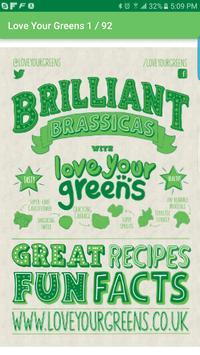 Love Your Greens screenshot 1