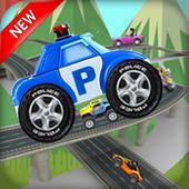 Robocar Highway Poli Racer icon