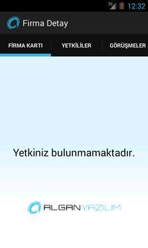 Algan ERP apk screenshot