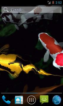 Magic touch: Koi Fish apk screenshot