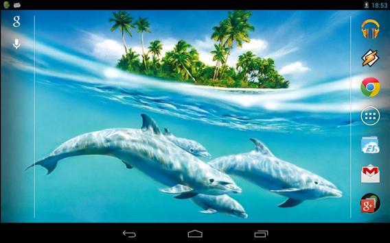Magic Touch: Dolphins apk screenshot