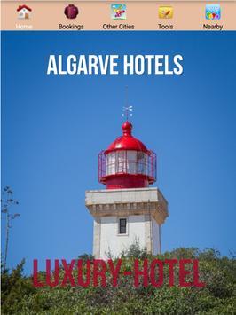 Algarve Hotels poster