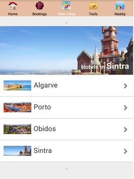 Algarve Hotels apk screenshot