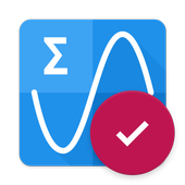 Graphing Calculator - Algeo   Analyze Functions icon
