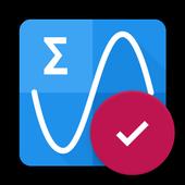 Graphing Calculator - Algeo | Plot Functions icon