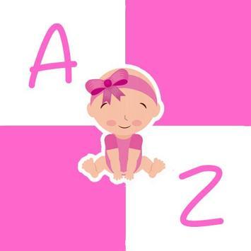 1001 Nama Bayi Perempuan 2018 poster