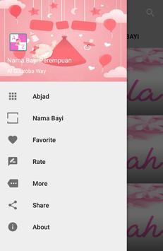 1001 Nama Bayi Perempuan 2018 screenshot 3