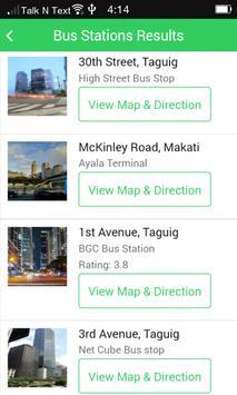 Bus Station Finder apk screenshot