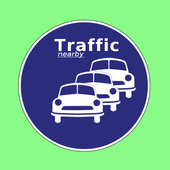 Nearby Traffic icon