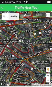 Nearby Traffic apk screenshot