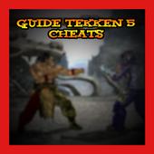 Guide Tekken 5 Cheats icon