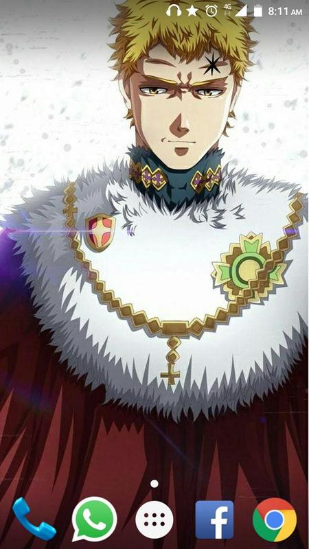 Black Clover Wallpaper HD for Android - APK Download