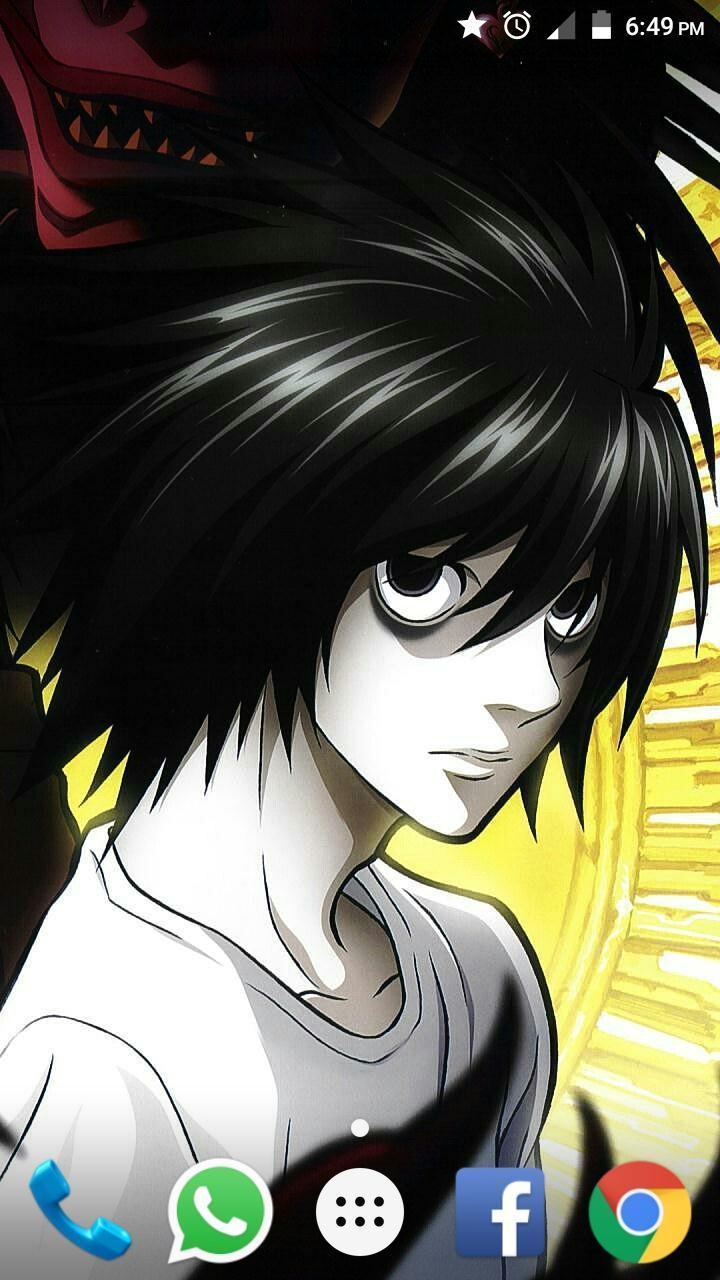 Death Note Wallpaper Hd For Android Apk Download