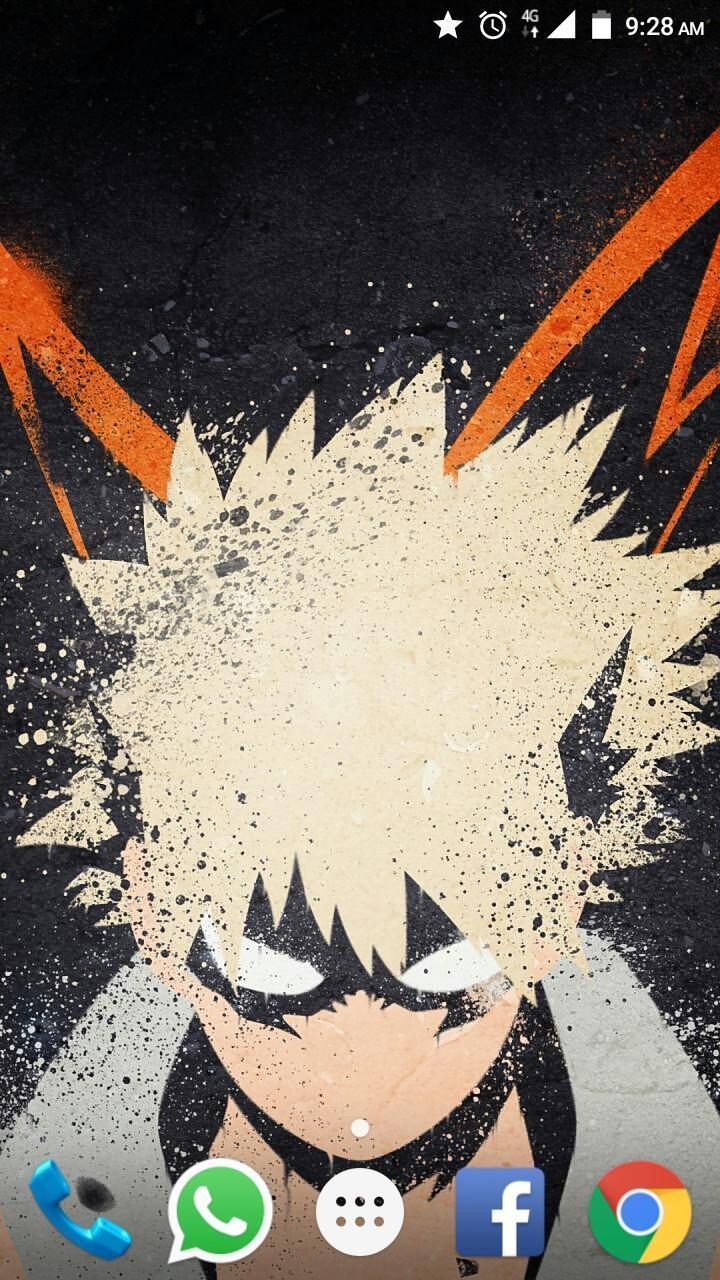 My Hero Academia Wallpaper Hd For Android Apk Download