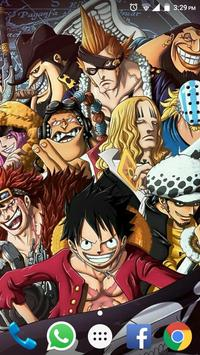 One Piece Wallpaper HD screenshot 2