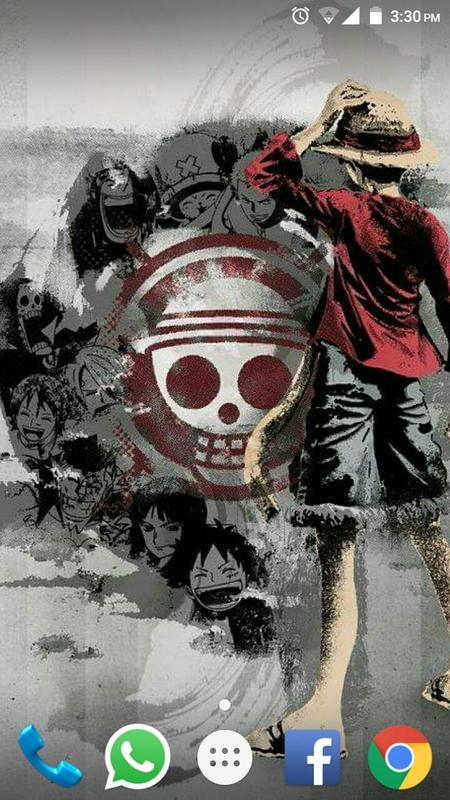 Wallpaper Pemandangan Wallpaper One Piece Bergerak Android