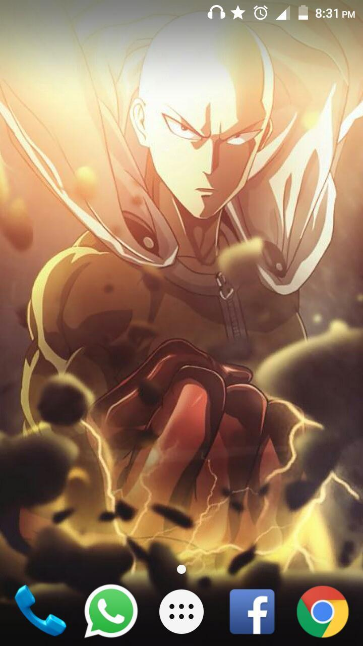 One Punch Man Fondos De Pantalla Hd For Android Apk Download