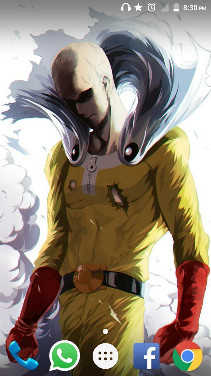 One Punch Man Wallpaper Hd For Android Apk Download