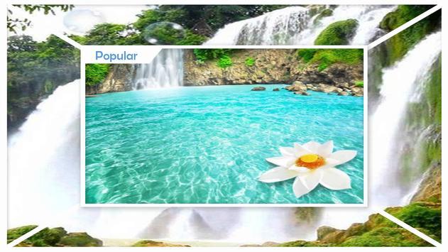 Amazing Waterfall Live Wallpaper screenshot 2
