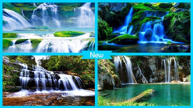 Amazing Waterfall Live Wallpaper screenshot 4