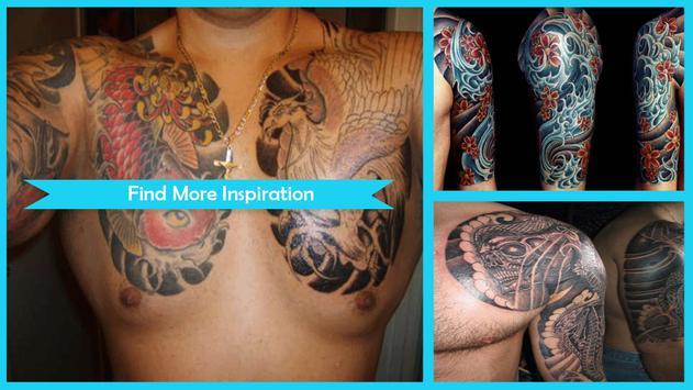 Amazing Yakuza Tattoo Designs screenshot 3