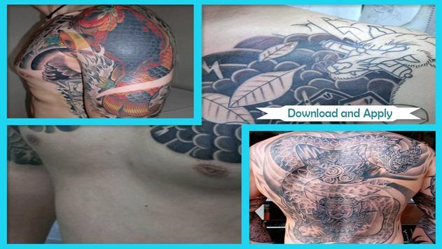 Amazing Yakuza Tattoo Designs screenshot 2