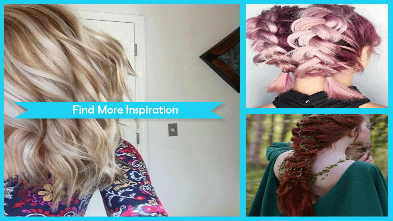 Beauty Colorful Hairstyles Ideas for Android - APK Download