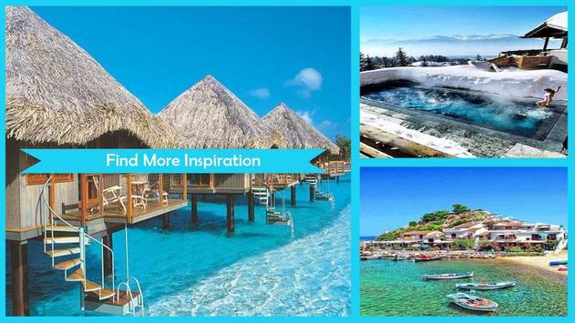 Best Dream Destination Ideas screenshot 1