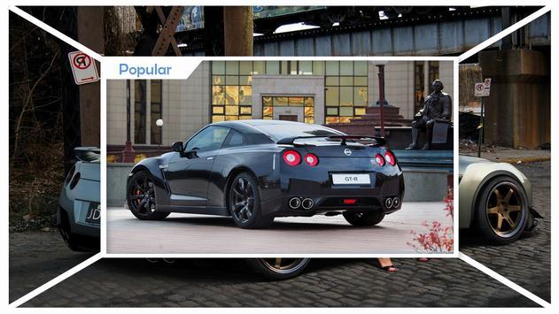 Car Wallpaper For GTR screenshot 1