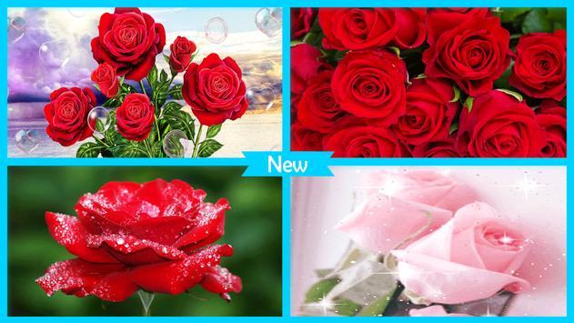 3D Rose Live Wallpaper HD screenshot 3